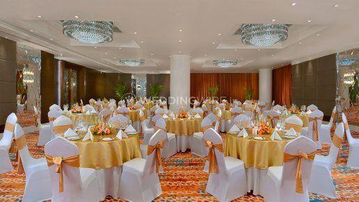 Wedding Darbar Hall