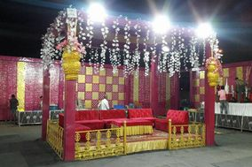 Raman Tent and Decoration