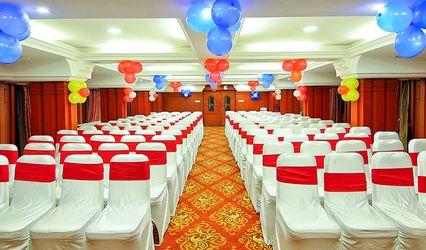 Hotel Gokulam Park