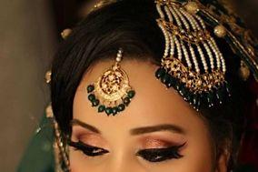 Makeup by Aliya Al Mahmoud