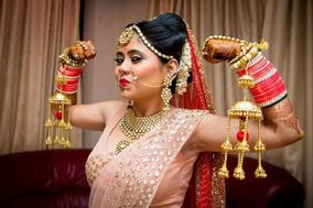 Charites Professional Makeup by Kalpana Pandey