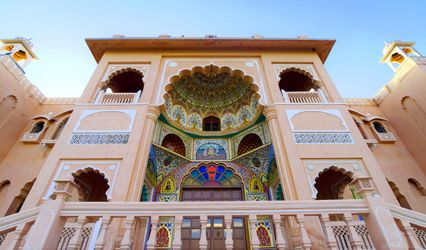 R Chandra's Palace, Jaipur