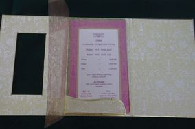 Grahshobha Wedding Cards