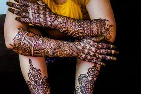 Bridal Mehandi Artist Atmiyata Jain