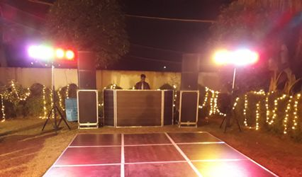 Aabha  Dj Event