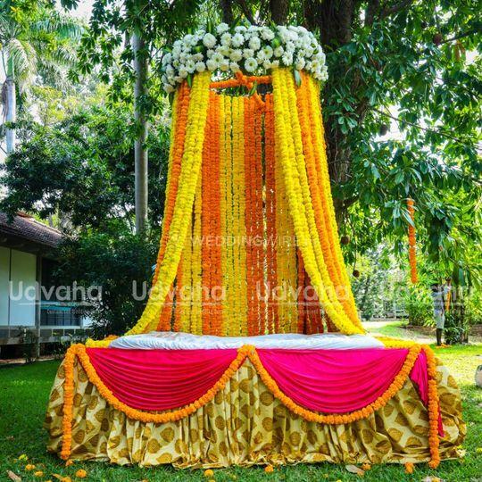 Sangeeth Decoration
