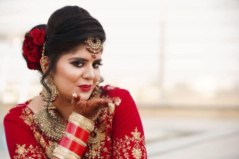 Makeup Artist Rhea Lalwani