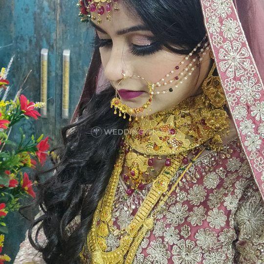 Walima makeup