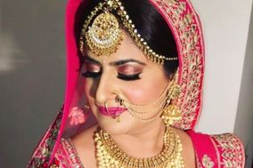 Makeup and Hair by Srishti