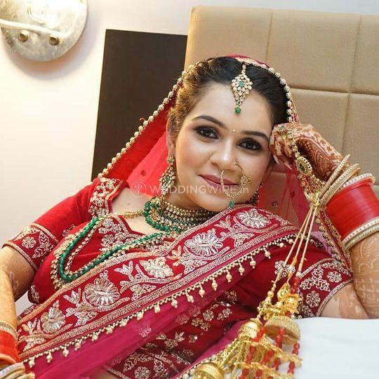Bridal HD Makeup
