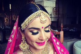 Makeup Artist Samridhi Thukral