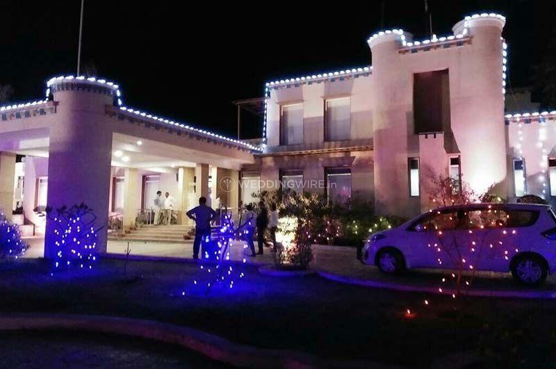 Treehouse Dwarka Hotel and Club