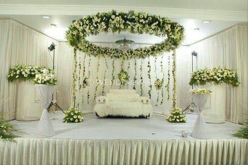 Ring Ceremony Stage Decor From Falcon Entertainment Photo 54