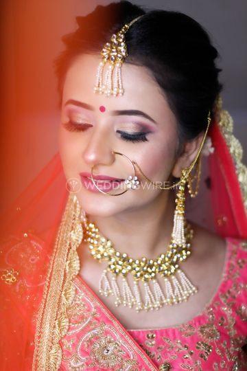 Bride Himanshi