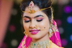 Sowmya Makeup Artist, Ranga Reddy