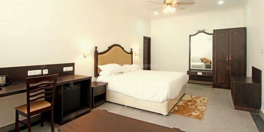Wedding venue - accommodation