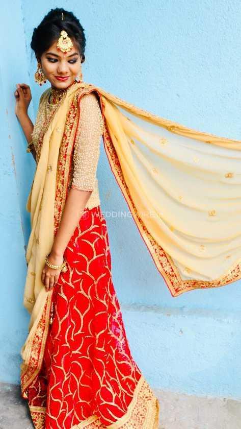 Bridal Makeup From Neem Trends Women S Beauty Parlour Photo 10