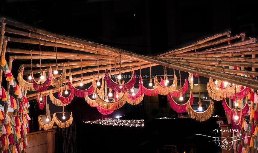 Diwali Entrance Decor
