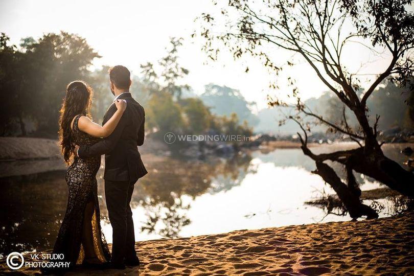Couple shot