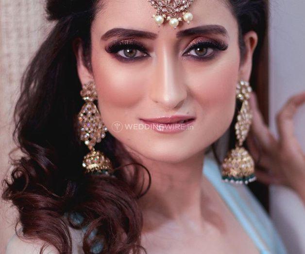 Makeup by Saniya Sareen