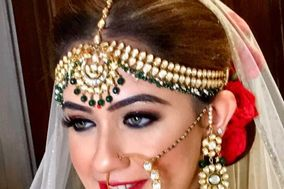 Makeup by Saniya Sareen