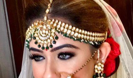 Makeup by Saniya Sareen 1