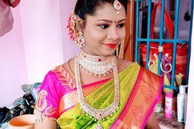 Sri Sakhi Ladies Beauty Parlor