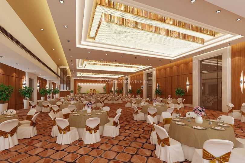 Front Desk Office Banquet Hall 2