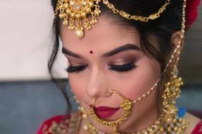Makeup by Juhi Ludhiyani