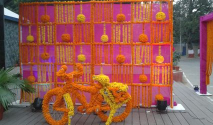 Kiran Florist, Chattarpur