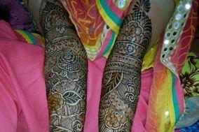 Kashish Mehandi Artist