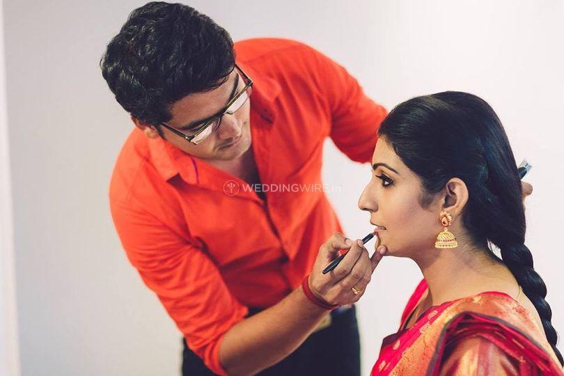Bridal Makeup By SminkUp