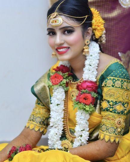 Vandana's muhurtham