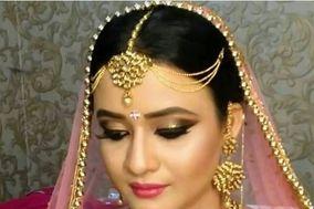 Shamsi Abidi Makeup