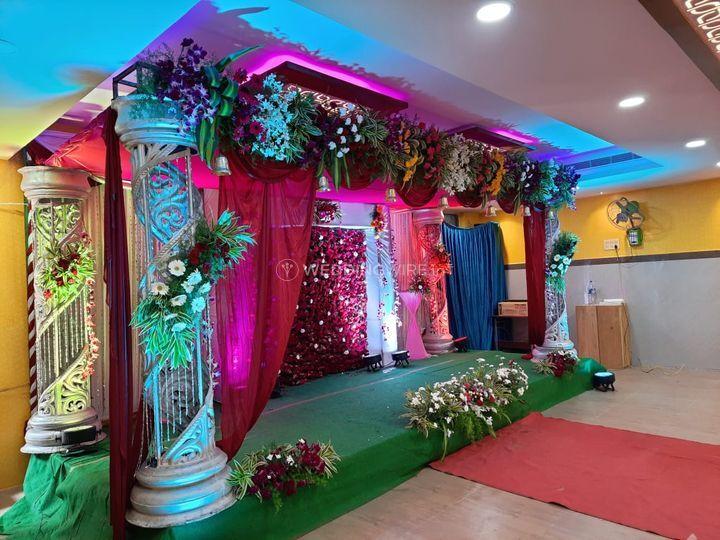 wedding venue -JMJ Function Plaza - banquet hall (2)