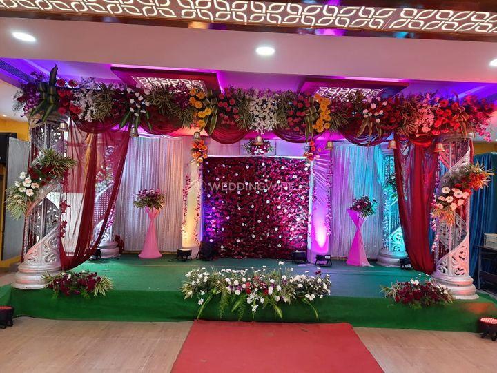 wedding venue -JMJ Function Plaza - banquet hall (3)