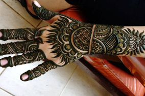 Lavanya Mehendi Art, Bangalore