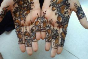 Vidhi Mehndi Nail and Art Studio
