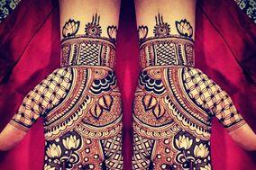 Reshma Jhaveri Mehndi Art