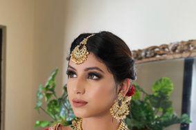Makeup by Shruti Dixit