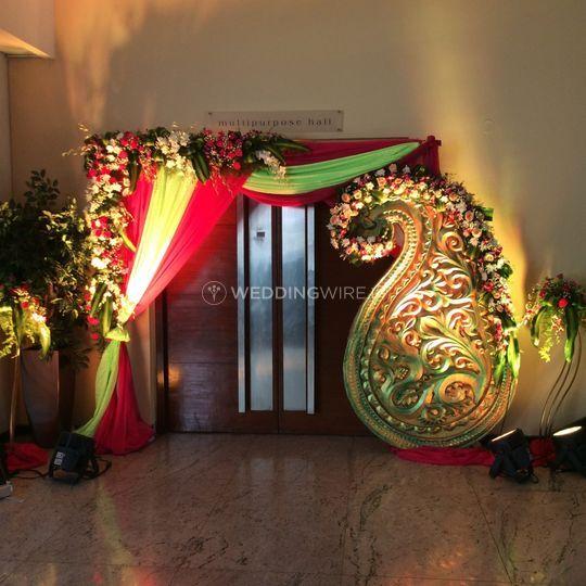Aarya floral design