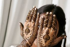 Hemanth Mehendi Art