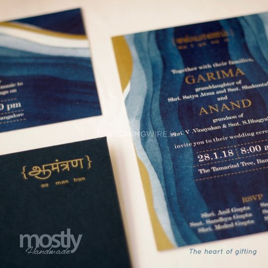 Mixed culture invitations