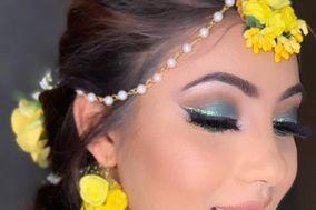 Disha Narang Makeup Artist