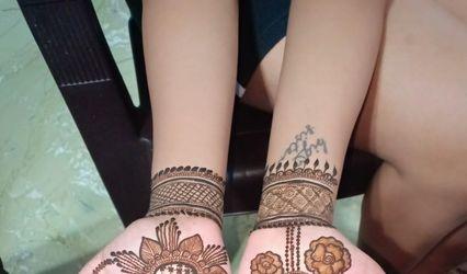 Suraj Mehendi Art, Pitampura