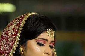Makeup by Saffiyah Quadri