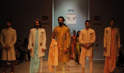 Ankur J's Wedding Wardrobe 1