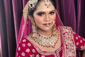 Rupanshi Sharma Makeup Artist, Noida