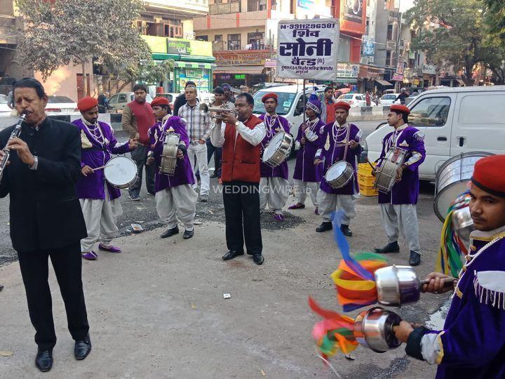 Shiv Soni Band