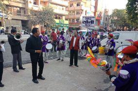 Shiv Soni Band, Rana Pratap Bagh,